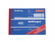 Quittungsblock, 2-fach SD,